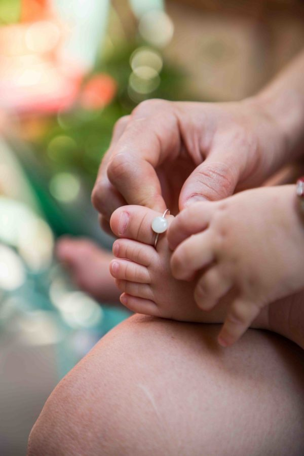 Anillo Circular de leche materna Begoña Prats-Joyas Maternales